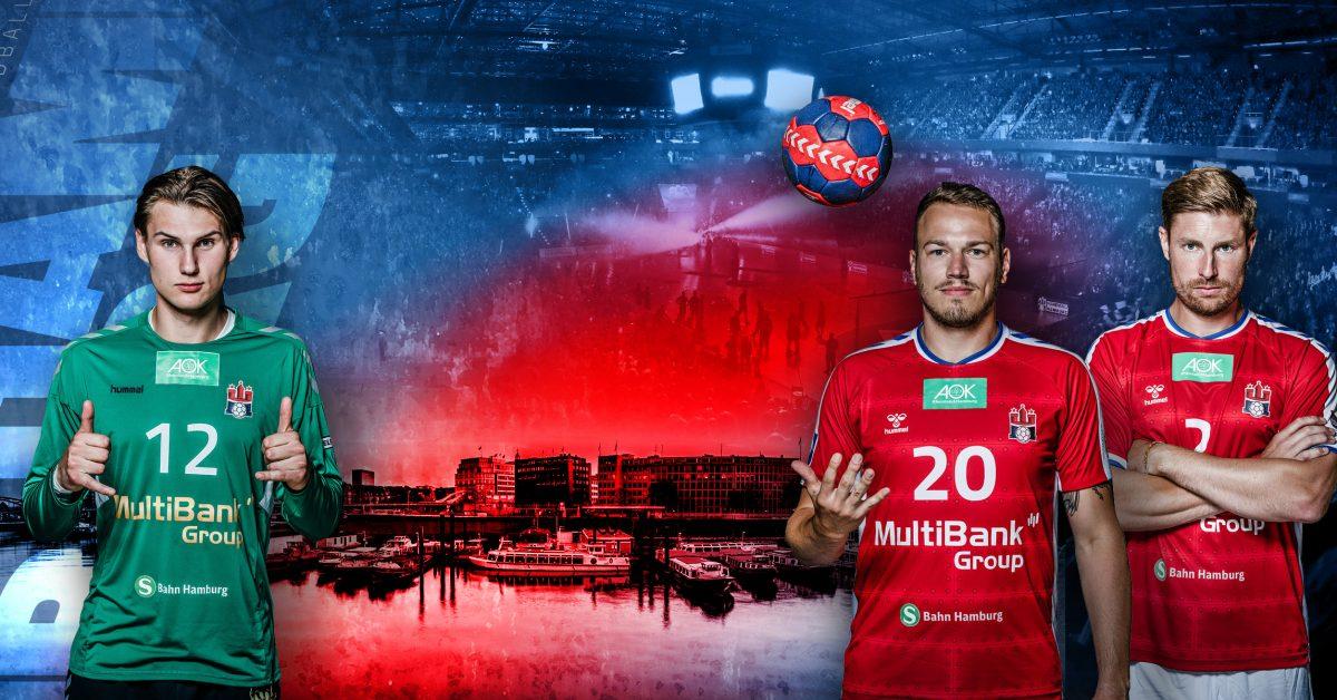 History of the Handball Team HSV Hamburg Germany